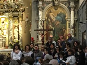 2018 Castemonte pellegrinaggio parrocchiale