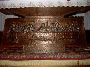 chiesa altare bassoril