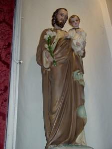 chiesa statua sgius
